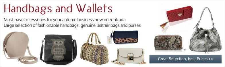 Display Taschen Handtaschen
