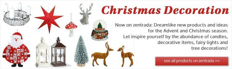 Display Geschenkartikel Weihnachtsdeko