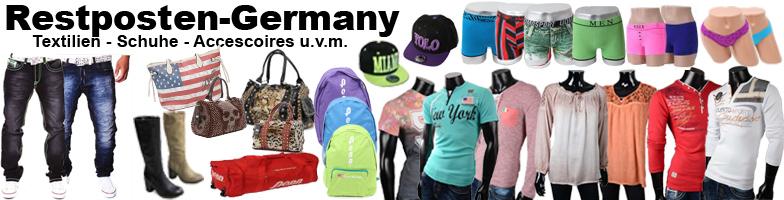 Restposten Germany Fashion Centerbanner Top