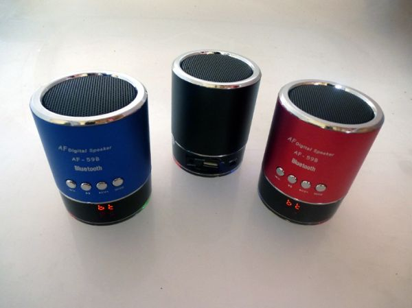 Bluetooth Portable<br>Speaker