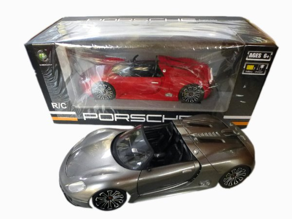 R / C Car 1:14<br>Porsche 918 Spyder