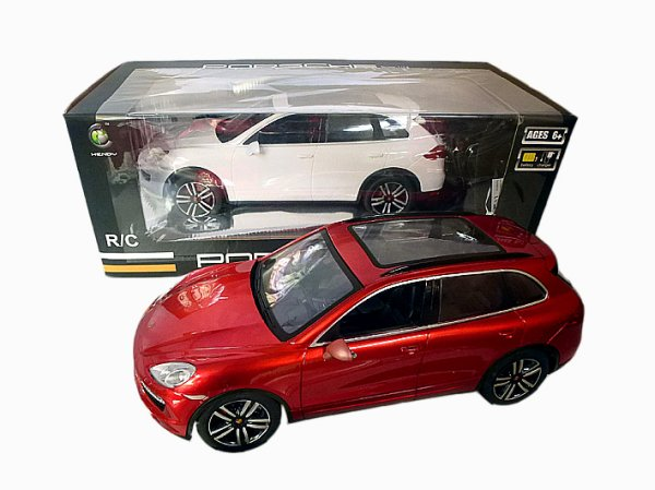 R / C Car 1:14<br> Porsche Cayenne<br>Turbo