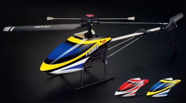 Gyro R / C<br> helikopter 4.5<br> Channel 2.4GHz ...