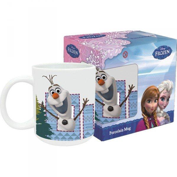 Becher Keramik Die<br> Eiskönigin - Olaf<br>Frozen