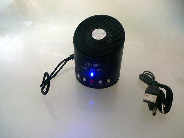 Mobiler<br>Lautsprecher WS-139