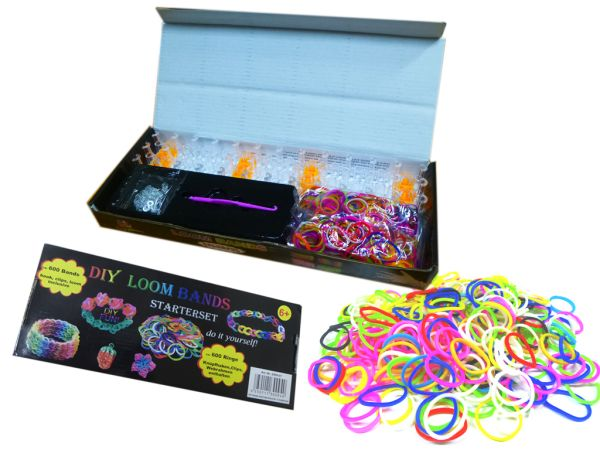 Loom bands Loom<br>bands 2459-01