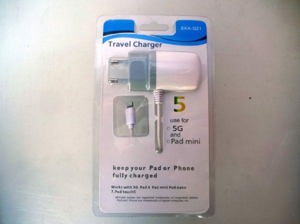 Iphone 5 Aufladegerät