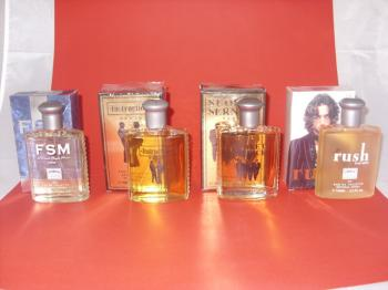 Perfume for<br>Männer.4 Sorteirt