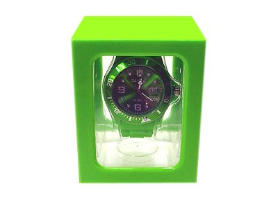 Watch Silicone<br>Wristwatch Trenduhr