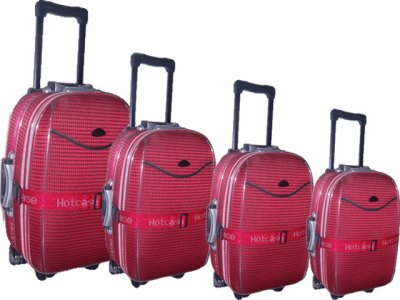 Travel suitcase<br>8858-4 red