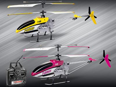 Gyro RC Helicopter<br> 3-kanaals, 2.4GHz<br>MJX T40 T640