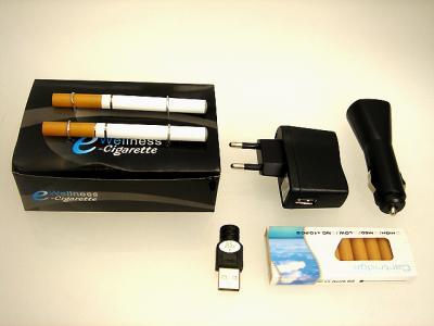 Electronic<br> Cigarette E-2<br>ezigarette wellness