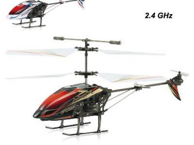Gyro Helicopter<br>2.4G 6029