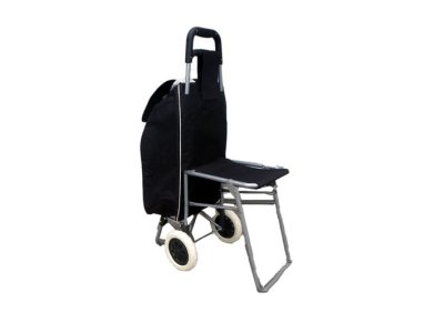 Einkaufstrolly<br>with chair