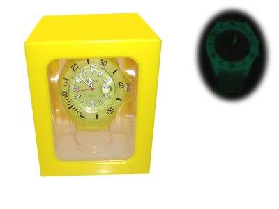 Oglądaj Trenduhr<br>zegarek silikonowy