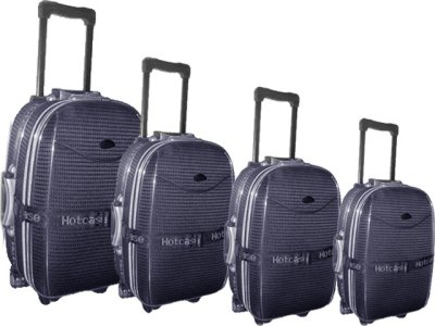 Travel suitcase<br>8858-4 blue