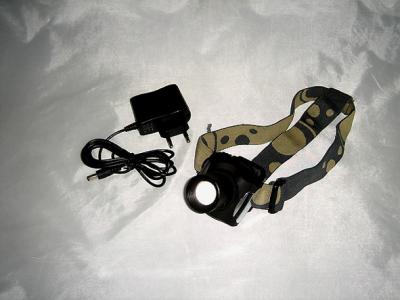 LED head lamp, 15W
