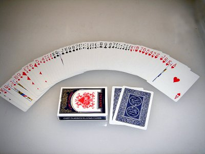Poker playing<br>cards playing cards
