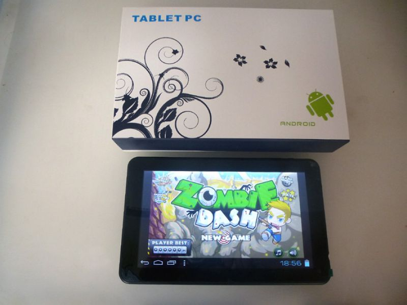 Adroid Tablet 4G<br>PC 9 Zoll CT-3000