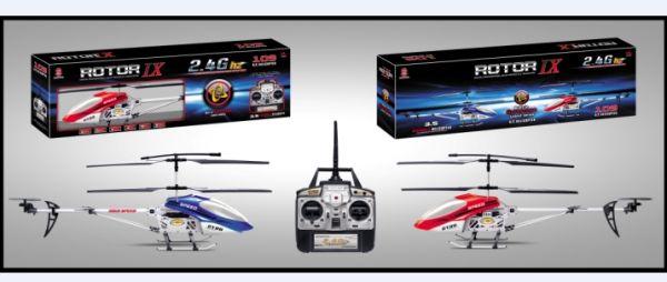 Gyro Helikopter<br>Helicox 2,4G 109