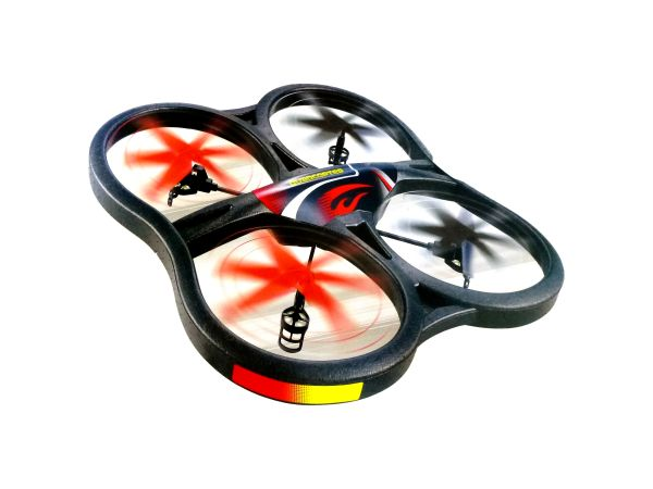 Big Quadcopter<br> 70cm 2.4GHz 129-V<br>with camera