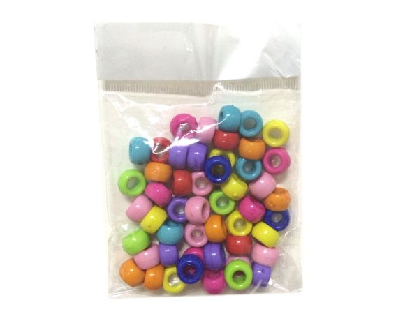 LOOM Bands<br> Accessori - Loom<br>Beads 50 Pezzo