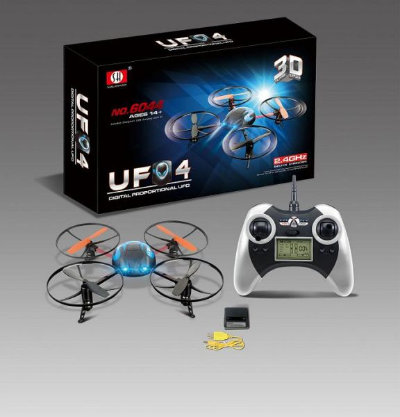 Quadcopter 2.4GHz 6044