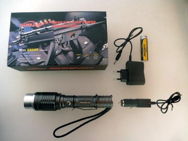 LED Taschenlampe 30056