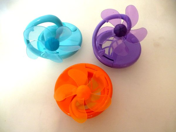 Colorful USB Mini Fan