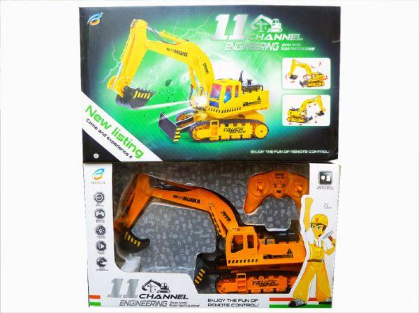 R / C excavator