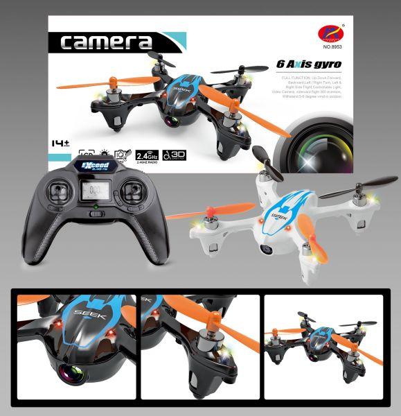 Quadcopter 2.4GHz<br>with camera