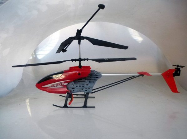 Gyro R / C<br> helikopter 3.5<br>Channel, 127