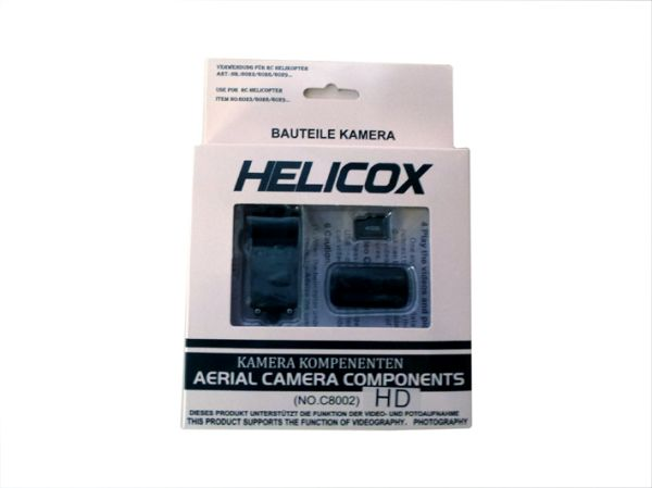 HD camera Helicox<br>for 6029, 6036, 6039