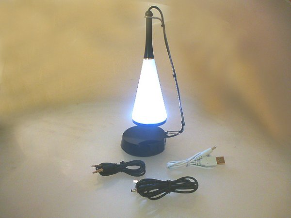 Touch table lamp<br>with speaker