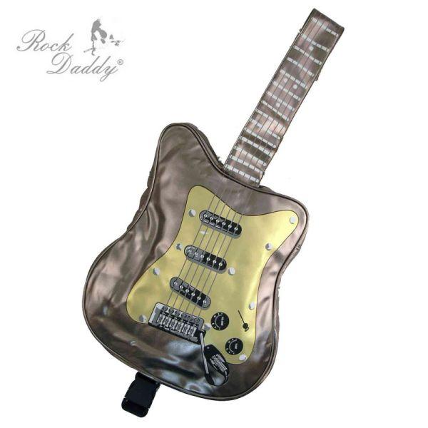 Gitarren Rucksack<br>in bronze