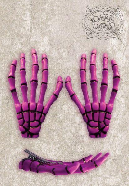 Wsuwka ręce w<br>kolorze różowym