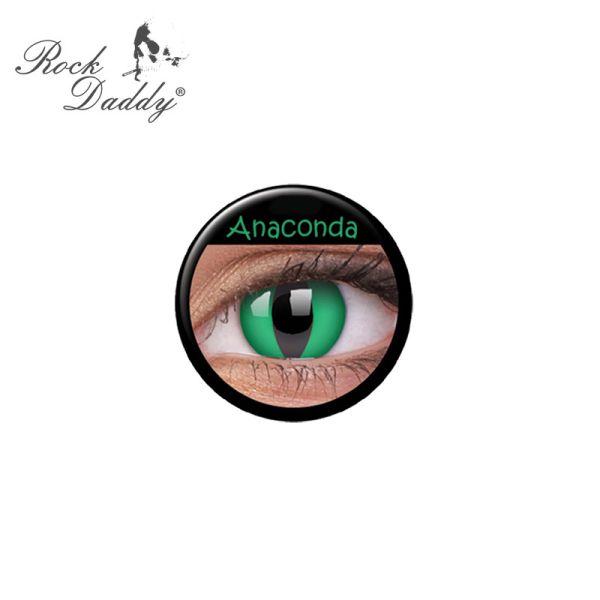 Kontaktlinsen<br> Anaconda ohne<br> Stärke, weiche, ...