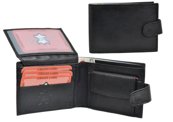 Wallet / purse<br> horizontal outdoor<br>bars