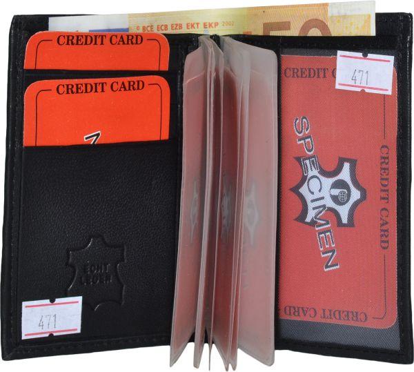 Credit Market - 12<br>cases, coin pocket