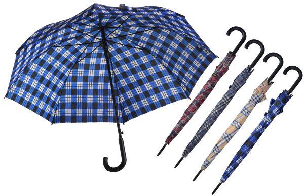 Stockschirme<br> Regenschirme 100%<br>Polyester Automatik