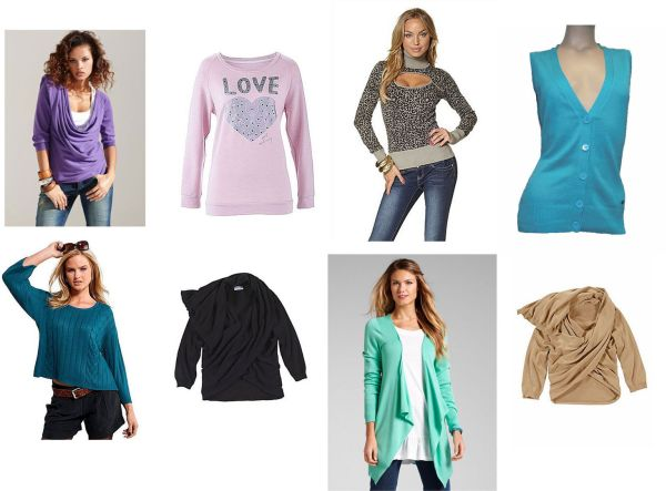 Women&#39;s<br> Clothing Mix<br> Pullover ...