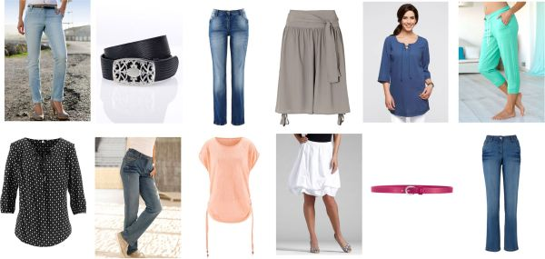 Women&#39;s<br> Clothing New Mix<br> blouse, jeans, ...