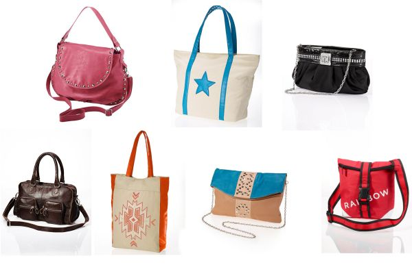 Handbags Mix Bags<br>Shoppers 1A posts