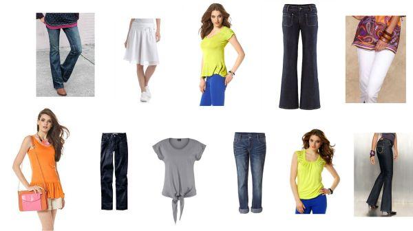 Damen Mix OVP<br> Posten Bekleidung<br>Tunika Jeans Top H