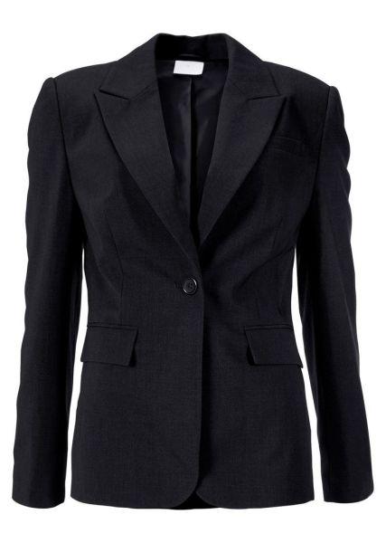 Elegant blazer black