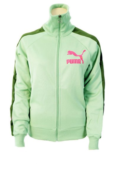 Puma Men&#39;s<br> Training Jacket<br>green