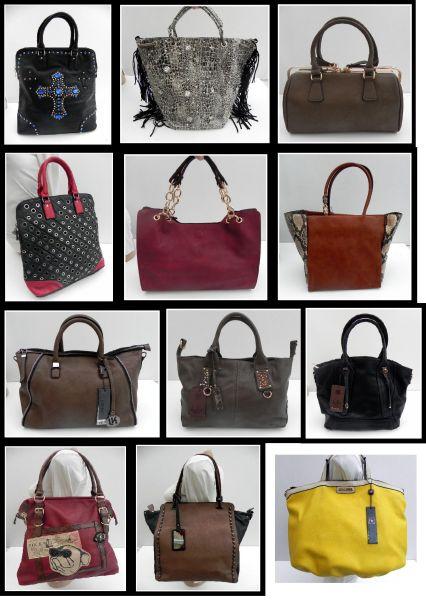 NEUE Kollektion<br> Handtaschen<br>Exclusiv Design