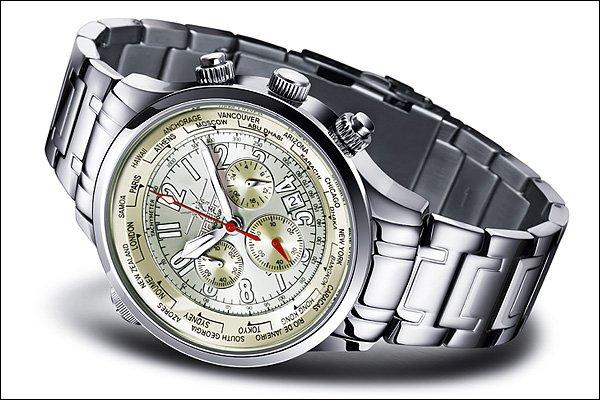 FIREFOX FFS40-110<br> Chronograph<br>Worldtimer