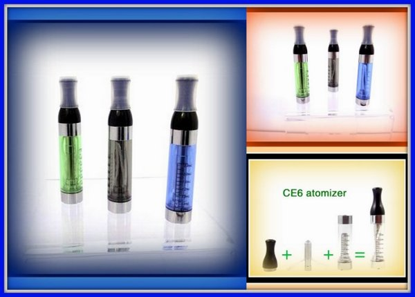 CE6 clearomizer T2