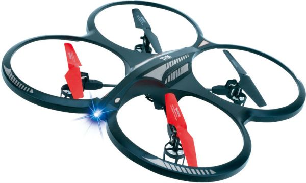 s-idee® 01151 |<br> XXL Quadcopter<br>with Camera 4.5 Can